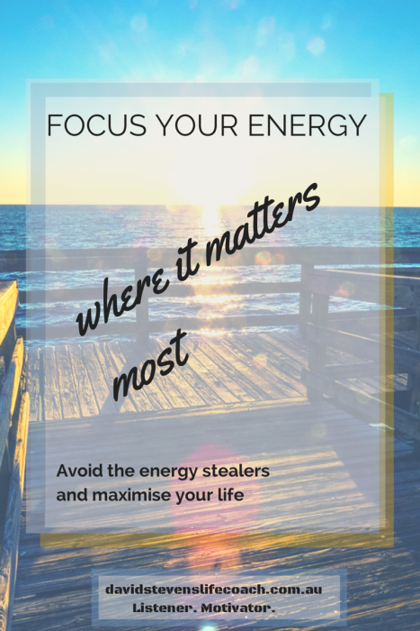 Focus your energy Blog Post