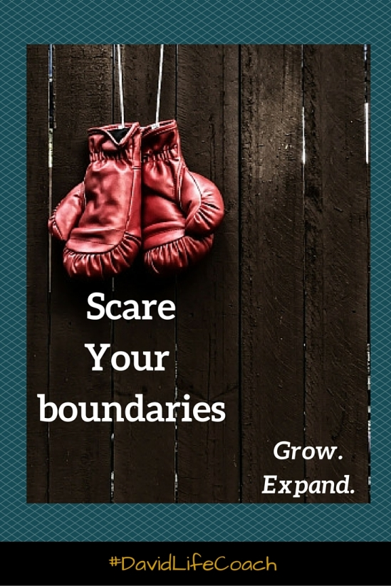 Scare your boundaries